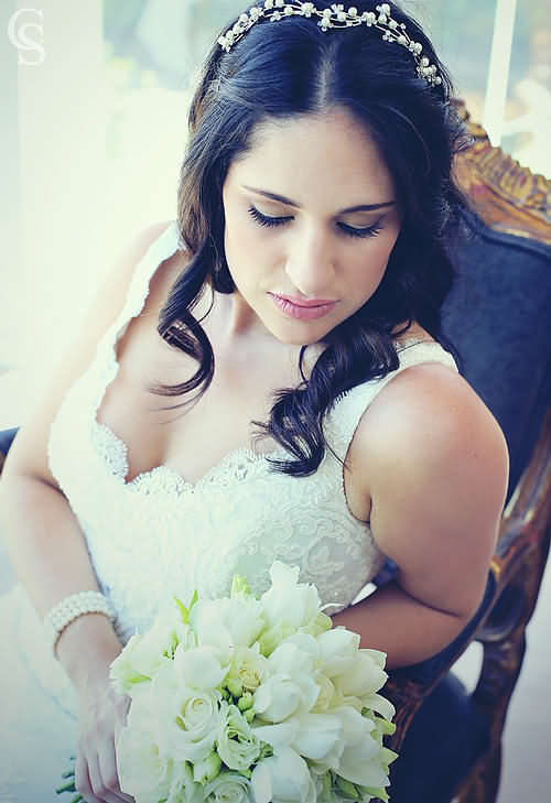 Natural makeup for your wedding day