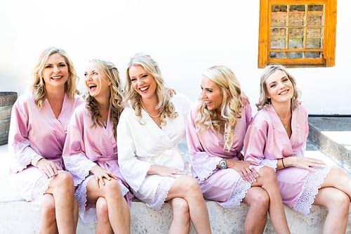 Bridesmaids Makeup artist