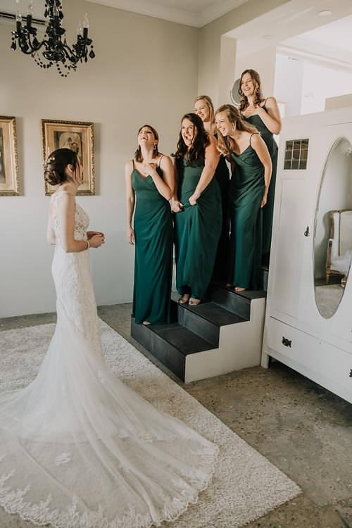 Elegant wedding upstyle