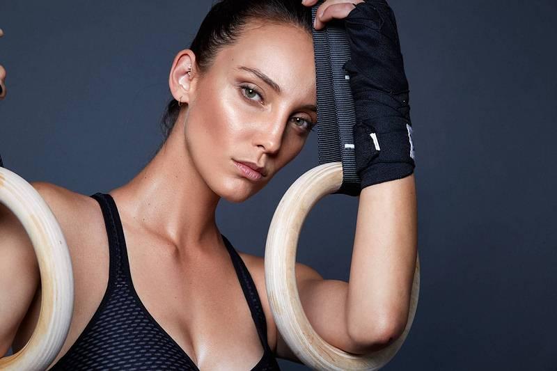 Makeup artist for sport & lifestyle